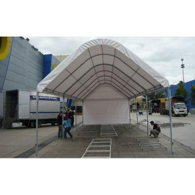 Garantía en bodegas y hangares