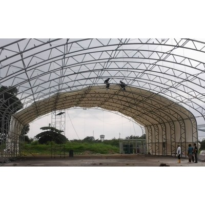 Soluciones para bodegas y hangares