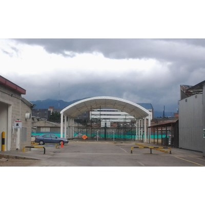 Bodegas y hangares