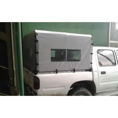 Soluciones para carpas para vehiculos