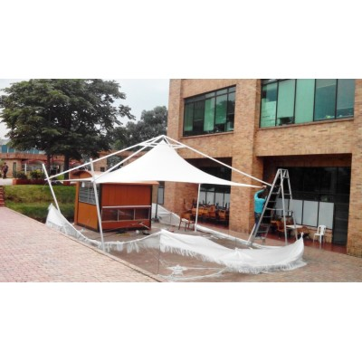 Soluciones para membranas arquitectonicas