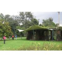Garantía en membranas arquitectonicas