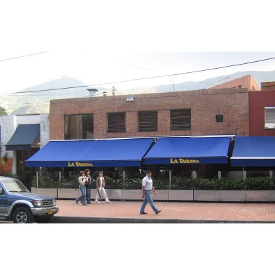 Soluciones para parasoles fachada