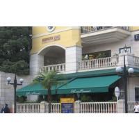Garantía en parasoles para fachadas