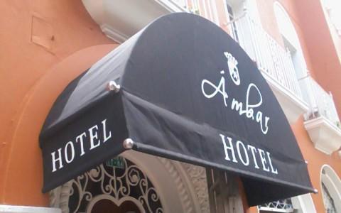 ¿Qué son los parasoles para fachada?